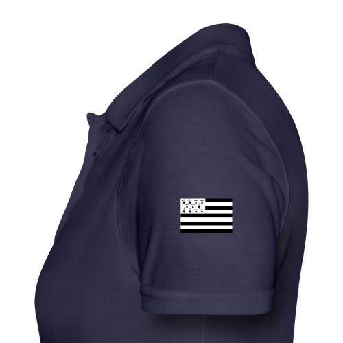 Impression recto/verso/manche - Women's Polo Shirt
