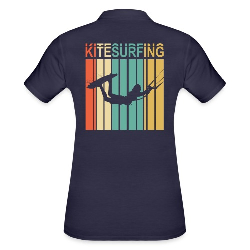 Kitesurfing - Women's Polo Shirt