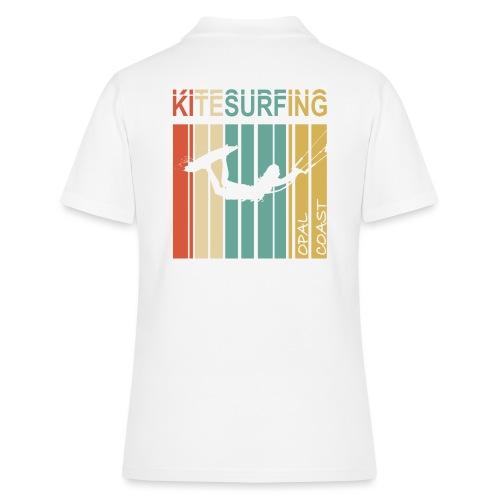 Kitesurfing Opal Coast II - Women's Polo Shirt