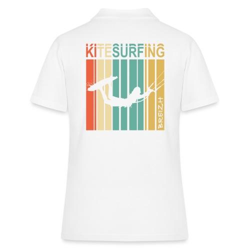 Kitesurfing Breizh - Women's Polo Shirt