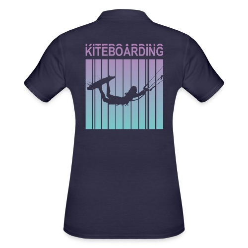 Kiteboarding - Women's Polo Shirt