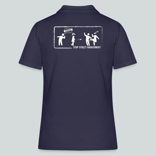 Stop au harcèlement de rue : censuré - Women's Polo Shirt