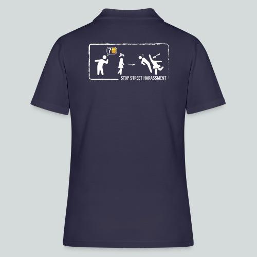 Stop au harcèlement de rue : Combien ? - Women's Polo Shirt