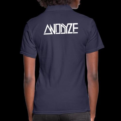 ANODYZE Standard - Frauen Polo Shirt
