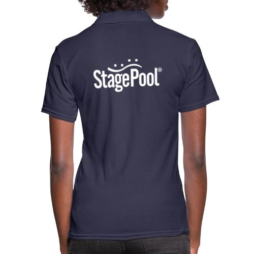 StagePool Crew - Pikétröja dam