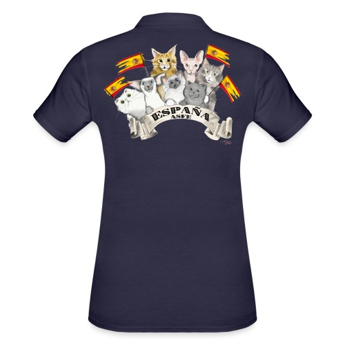 Espana asfe - Women's Polo Shirt