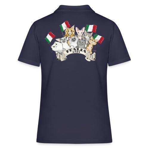 Esposizione feline Italia - Women's Polo Shirt