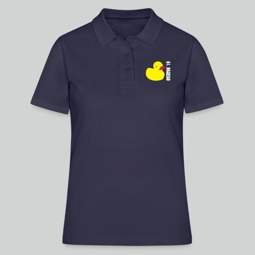 duck 19 - Women's Polo Shirt