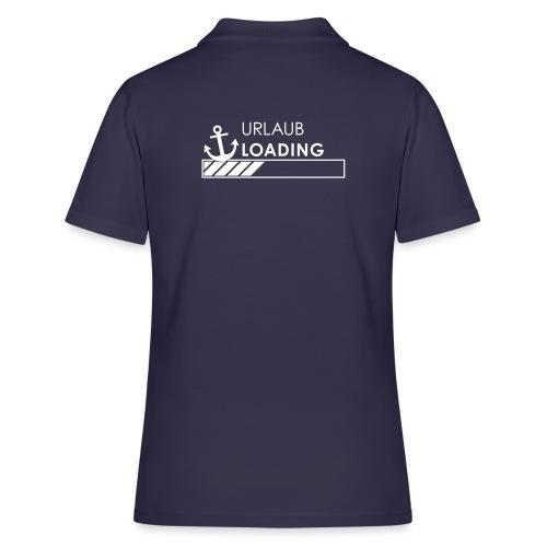 Urlaub loading - Frauen Polo Shirt
