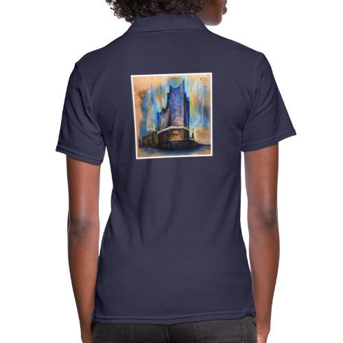 Elbphilharmonie Hamburg - Frauen Polo Shirt
