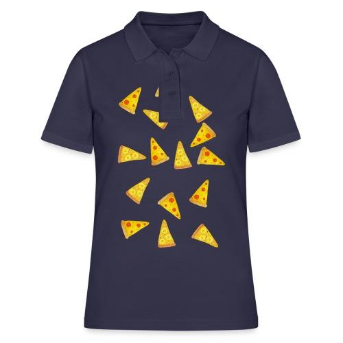 Pizza is Bae - Frauen Polo Shirt