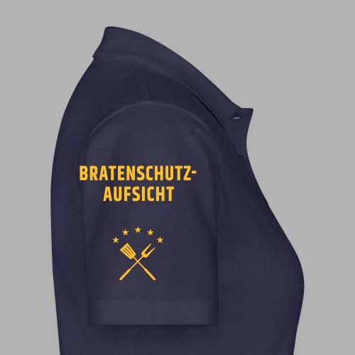 EU Bratenschutz-Aufsicht - Frauen Polo Shirt