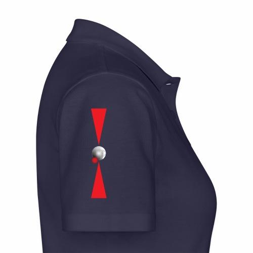 Petanque Minimalisme - Women's Polo Shirt