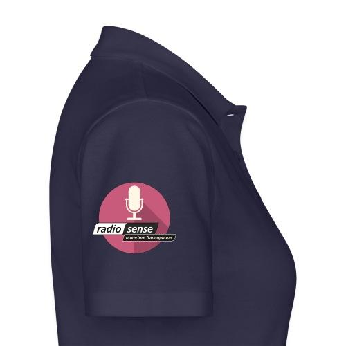 Ouverture francophone - Frauen Polo Shirt