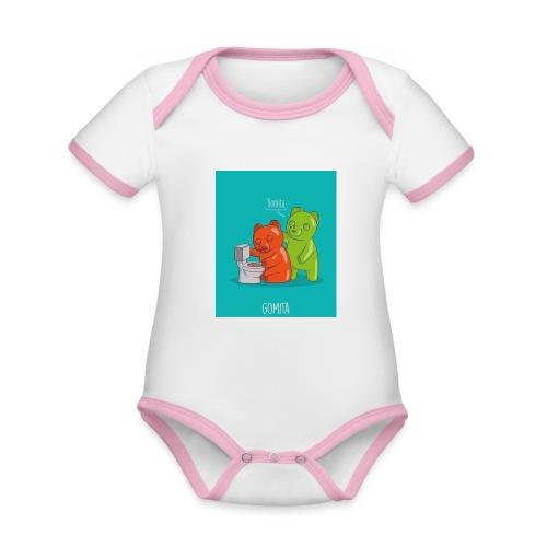 FB IMG 1579428970814 - Body contraste para bebé de tejido orgánico