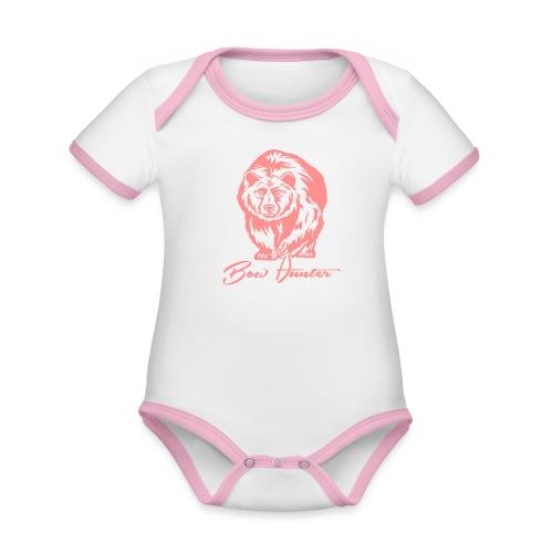 Bear Bowhunter - Baby Bio-Kurzarm-Kontrastbody