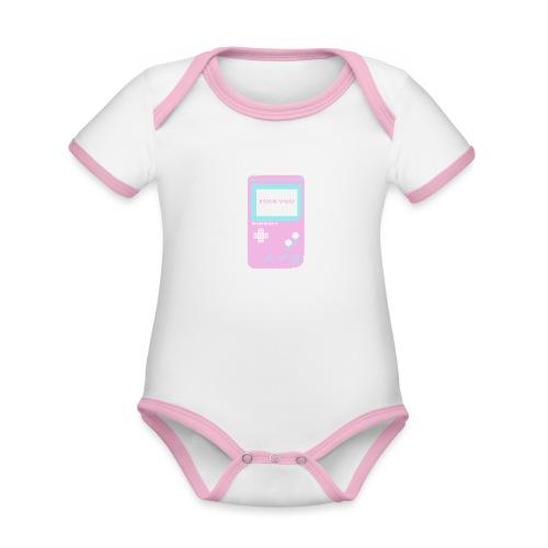 FYN!nt-nd0 - Body contraste para bebé de tejido orgánico