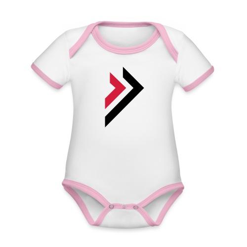 Logo de Sylmora - Body Bébé bio contrasté manches courtes