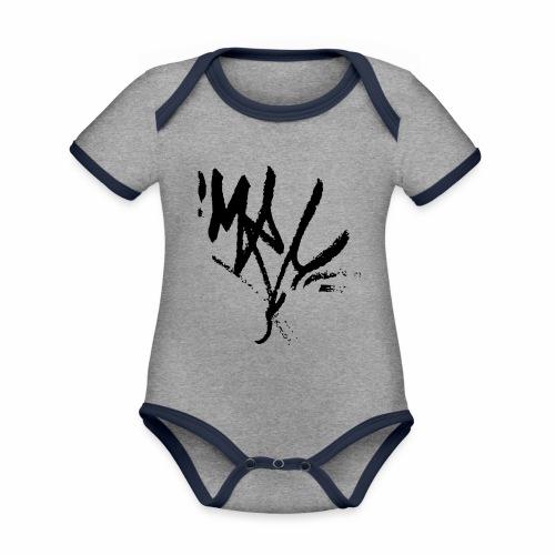 mrc tag - Baby Bio-Kurzarm-Kontrastbody