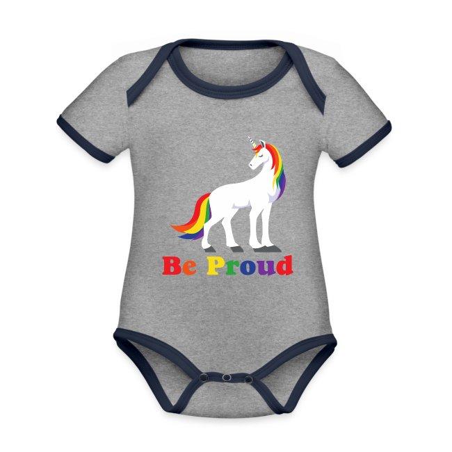 Einhorn   Regenbogen   Proud   LGBT