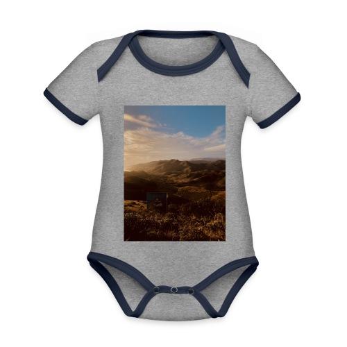rigo poncio - Body contraste para bebé de tejido orgánico