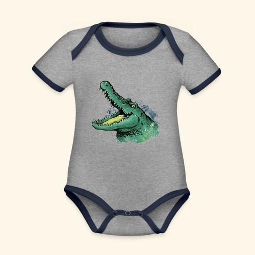 KOKoDriLiTo Kutuxa - Body contraste para bebé de tejido orgánico