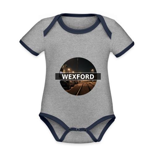 Wexford - Organic Baby Contrasting Bodysuit