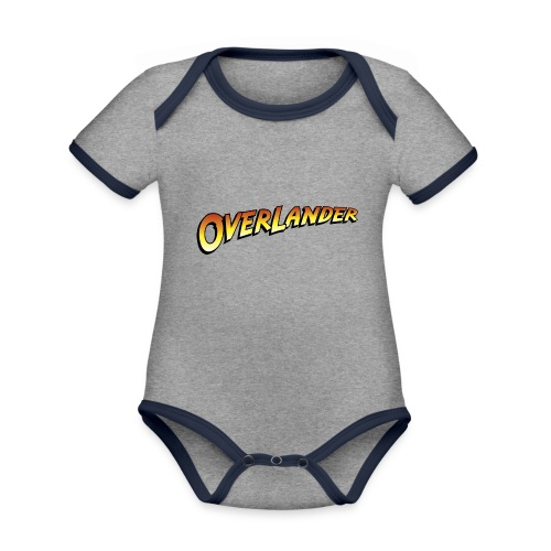 Overlander - Autonaut.com - Organic Baby Contrasting Bodysuit