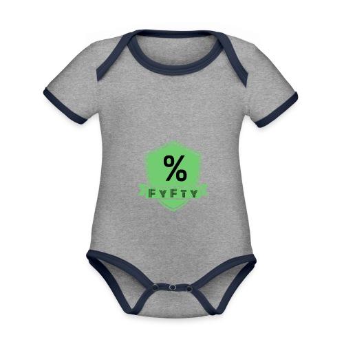 D38ED234 D537 4561 B7C3 826E8A15AF48 - Body contraste para bebé de tejido orgánico