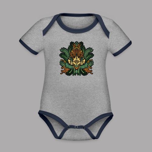 soulmate - Organic Baby Contrasting Bodysuit