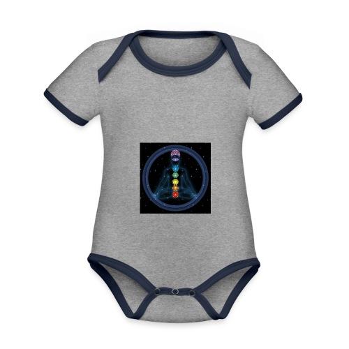 picture 11 - Baby Bio-Kurzarm-Kontrastbody
