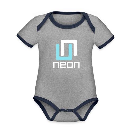 Neon Guild Classic - Organic Baby Contrasting Bodysuit