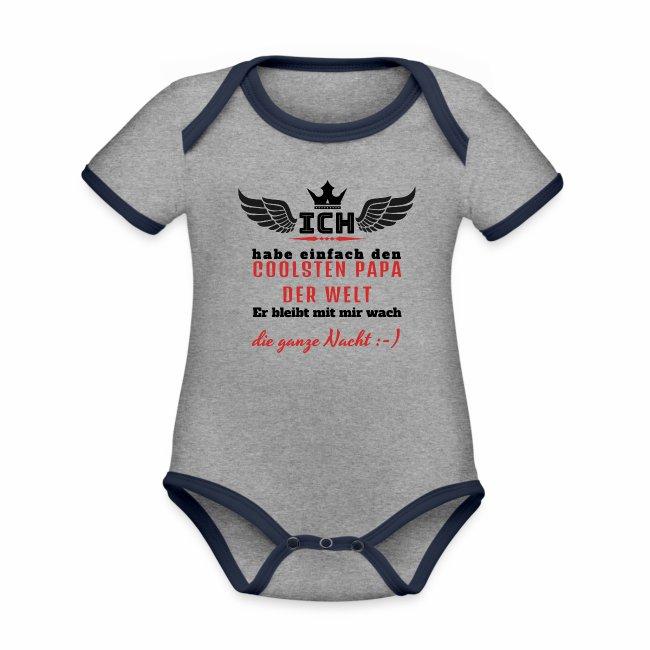 Amdesign Redhairs Creation Ich Habe Den Coolsten Pa Baby Bio