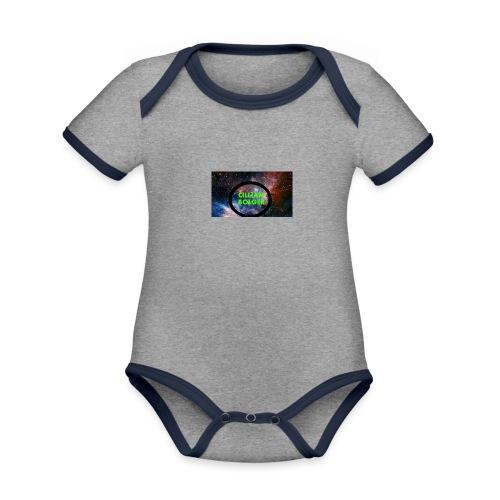 BOLGERSHOP - Organic Baby Contrasting Bodysuit