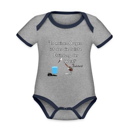 Zitat:In meine Augen ist das die besten Erfindung - Baby Bio-Kurzarm-Kontrastbody