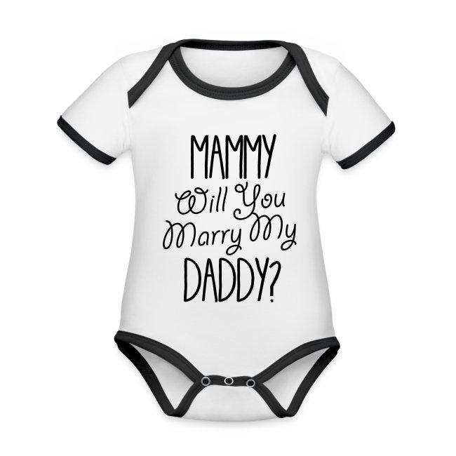 Mammy Will You Marry My Daddy