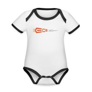 EOS Lab - Body contraste para bebé de tejido orgánico