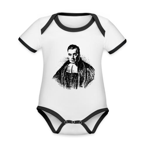 Women's Bayes - Organic Baby Contrasting Bodysuit