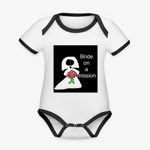 D78921E1 F87D 46B9 B875 679DD038C71D - Organic Baby Contrasting Bodysuit
