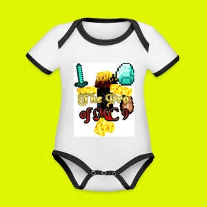 The Pro of MC 9 Profile Picture - Organic Baby Contrasting Bodysuit