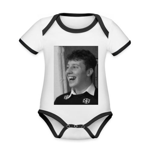 El Caballo 2 - Organic Baby Contrasting Bodysuit