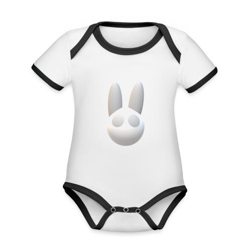 Baby Bunn - Organic Baby Contrasting Bodysuit