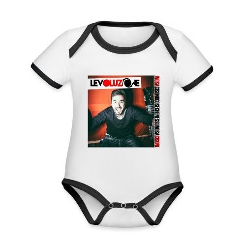 Cover Singolo Dario jpg - Organic Baby Contrasting Bodysuit