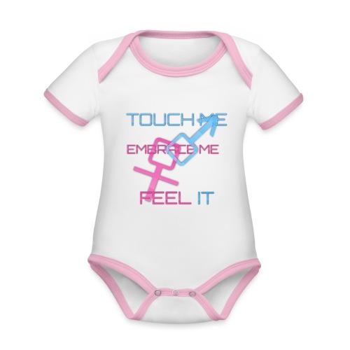 Sex & More - Organic Baby Contrasting Bodysuit