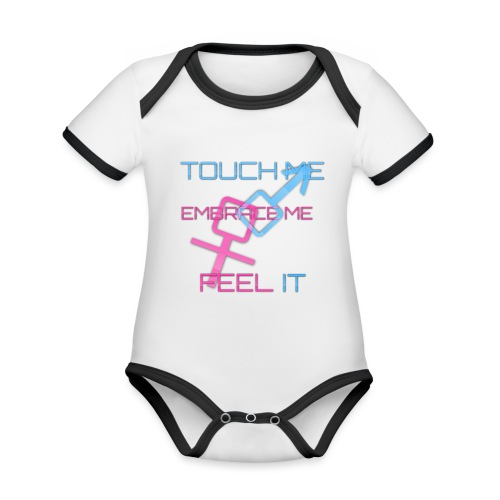 Sex & More - Organic Baby Contrasting Bodysuit