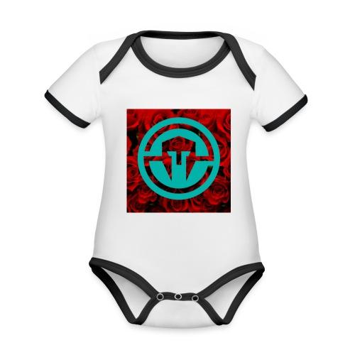 xxImmortalScope - Organic Baby Contrasting Bodysuit