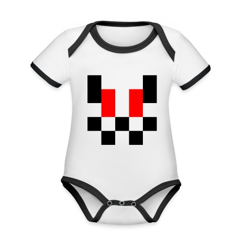 Voido - Organic Baby Contrasting Bodysuit
