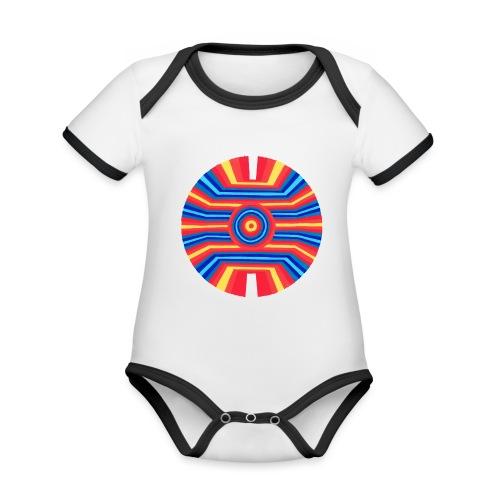 Awakening - Organic Baby Contrasting Bodysuit