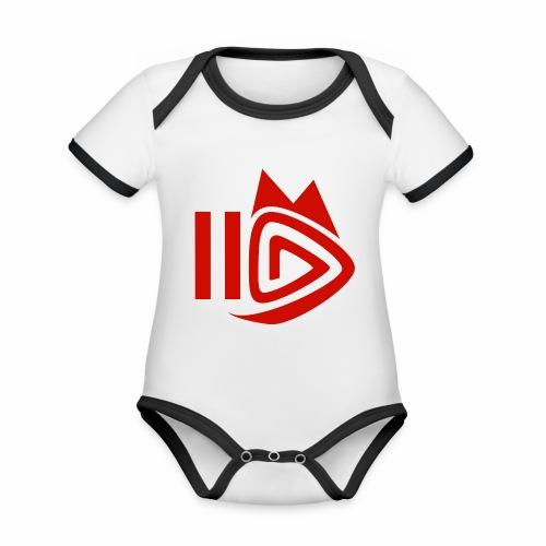 HitFuchs.FM logo - Organic Baby Contrasting Bodysuit