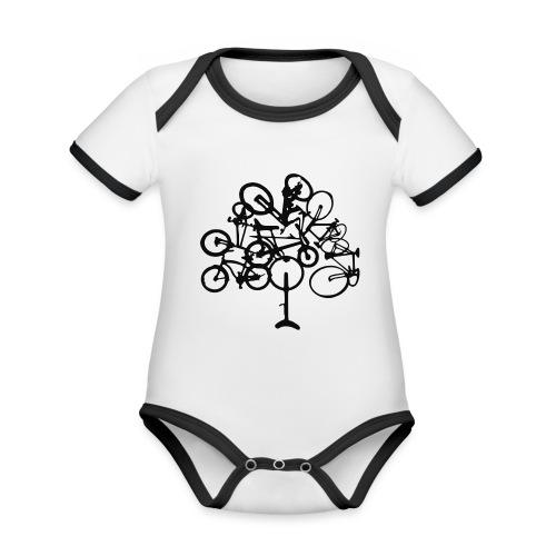 Treecycle - Organic Baby Contrasting Bodysuit